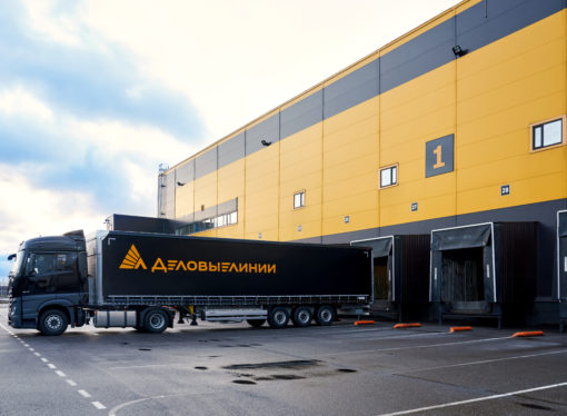 «Деловые Линии» начали выдавать интернет-заказы ИКЕА на своих терминалах