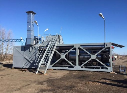 Индивидуальный подход к нестандартным грузам: «Деловые Линии» перевезли мини-завод по переработке отходов