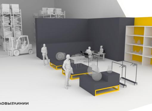 Развитие без лишних затрат: «Деловые Линии» запустили услугу Show-room на 3PL-складах