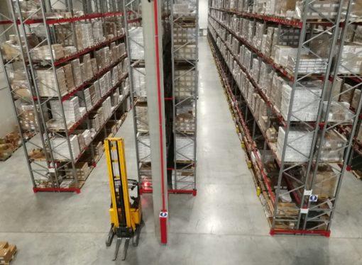 Логистика для динамичного бизнеса: «Деловые Линии» запустили услугу транзитного хранения грузов